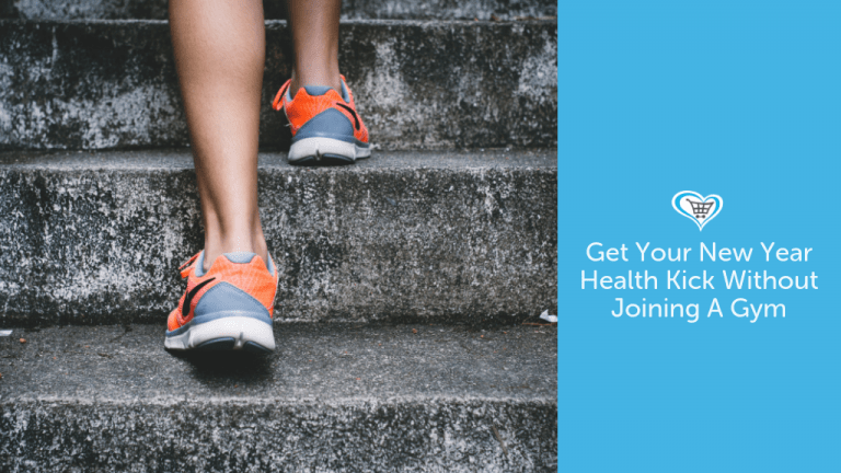 Get Your New Year Health Kick Without Joining A Gym