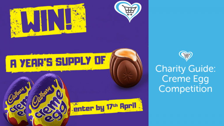 Charity Guide: Creme Egg Competition