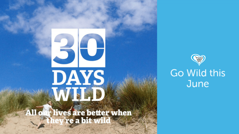 Go Wild With The Wildlife Trusts This June