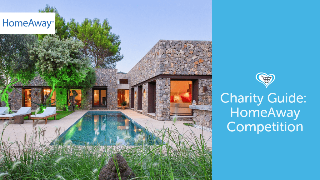 Charity Guide: HomeAway Competition