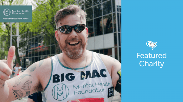Mental Health Foundation Become Featured Charity