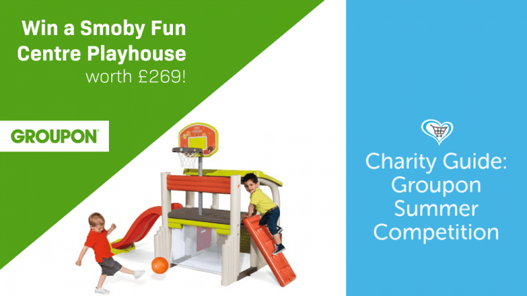 Charity Guide: Groupon Summer Competition