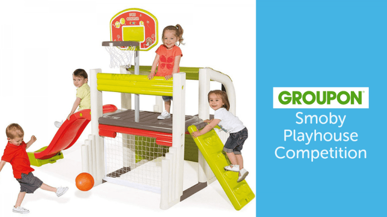 Win a Smoby Playhouse worth £269